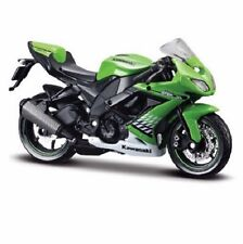 MAISTO 1:18 Kawasaki Ninja ZX 10R MOTORCYCLE BIKE DIECAST MODEL NEW IN BOX