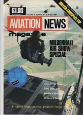 AVIATION NEWS MODEL MAGAZINE V15 N26 MILDENHALL AIR SHOW SPECIAL, GOING GOING GO