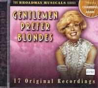 Gentlemen Prefer Blondes + CD + 17 original Hits aus dem Musical + NEU + TOP +