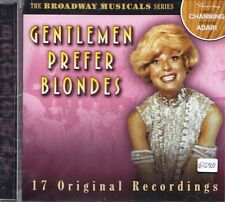 Gentlemen Prefer Blondes + CD + 17 original Hits aus dem Musical + NEU + TOP +