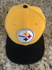 Pittsburgh Steelers New Era 59Fifty Fitted Hat - Youth - 6 3/8