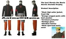 New Top Quality The Last: Naruto the Movie Naruto Uzumaki Cosplay Costume S-Xxl