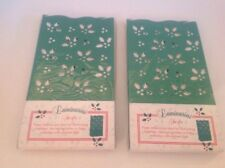 Holiday Luminarias Bags Guide Lights 2 Packages 6 Each Christmas Green Holly