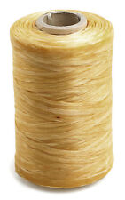 1 spool (800 Feet) of Artificial Sinew - Natural 70lb test