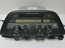 HONDA ODYSSEY SAT XM RADIO 6 CD Disc Changer WMA MP3 Player STEREO UNIT 08 09 10