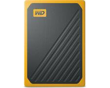WD SSD GO 500GB Black/Grey NEU & OVP