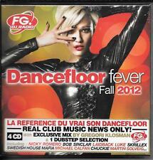 4 CD `Dancefloor Fever Fall 2012` Neu/OVP Paul Oakenfold, Nicky Romero, Coyu