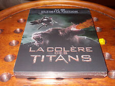 La Furia Dei Titani SteelBook  Blu-Ray ..... Nuovo