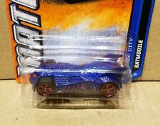 Matchbox DC Comics, Batmobile, 1/64 scale approx in mint condition/long card