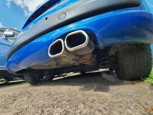 Peugeot 207 GTi Complete Exhaust System