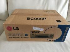 LG bc909p VHS-video recorder NUOVO in OVP NEW, 2 ANNI GARANZIA