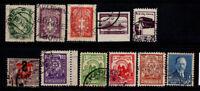 Lituania 1923-1934 Usato 100% la stemma, Smetona