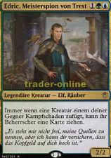 EDRIC, maestro spia di Trest (Edric, Spymaster of Trest) COMMANDER Magic 2016