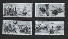 GB 2016 Shackleton y el conjunto de sello de expedición de resistencia