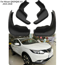 For Nissan QASHQAI J11 OEM SET Splash Guard Mud Guards Mud Flaps MudGuards 14-18