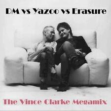 $YS720A - DEPECHE MODE ERASURE YAZOO - The Vince Clarke Megamix (1CD)