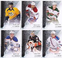 13-14 SP Authentic Jarred Tinordi /1299 Rookie Future Watch FW RC Canadiens 2013