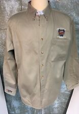 Bimini Bay Super Bowl XXXI 31 Long Sleeve Shirt L Large Packers Miller Lite A5