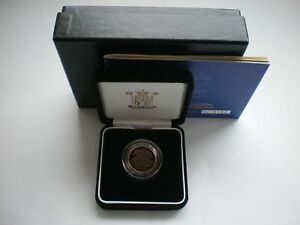 Royal Mint UK GOLD PROOF SOVEREIGN 1979 to 2021 - Choose your year