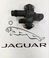 GENUINE JAGUAR S-TYPE, XJ,XF,XJ & F-PACE 2.7D & 3.0D WATER OUTLET