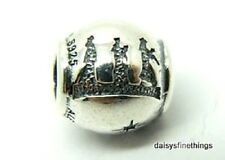 NEW! AUTHENTIC PANDORA CHARM SILENT NIGHT #791402  *RETIRED*