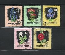 Hungary 1961 Medicinal Plants. CTO. One postage for multi buys.