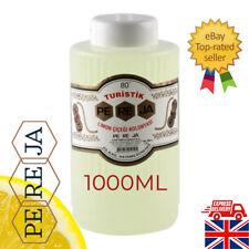 1000ml PEREJA Turkish Lemon Cologne Limon Kolonya 80 Proof Alcohol 1L 5L 10L