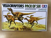 Tamiya 1/35 Dinosaur World Series No.05 Velocaroptol 6 Body Set Plastic Model