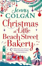 JENNY COLGAN __ CHRISTMAS AT LITTLE BEACH STREET BAKERY__ BRAND NEW__FREEPOST UK