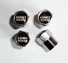 Chrome Range Rover Ruota della valvola Polvere Tappi. Sport HSE Vogue evoque