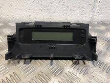 Renault Megane Mk2 Centre Dash Digital Display Module 8200290542 C 03-09