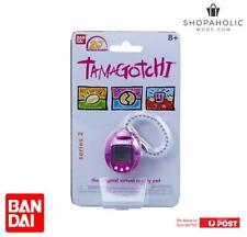 Bandai Tamagotchi 20th Anniversary Series 2 CHIBI Translucent Purple With White