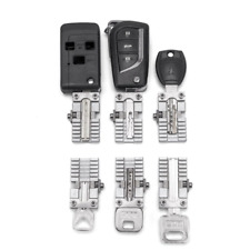 Cutting Tool Key Clamping Fixture Duplicating Cutting Machine For Car Key Copy