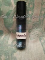 Dior Homme Type for Men (M) Perfume Body Oil 1/3 oz Roll-On