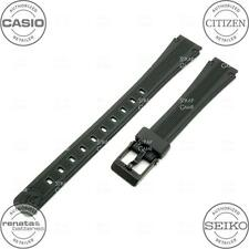 CASIO 71606922 Resin Watch Band - LADIES LA-11 LA11 LA11WB-1 LW-15 LW15 LW15-1AV