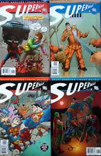 SUPERMAN COMICS - # 4, 5, 7, 8 - GRANT MORRISON + FRANK QUITELY - (4) ISSUES