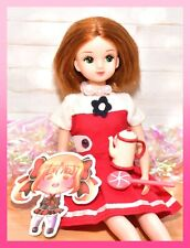 ��Vtg Takara Japan Licca-chan Rika-chan Friend Junior High School Mie-chan��