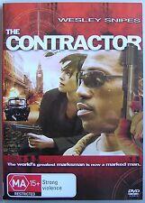 The Contractor Dvd Ebay