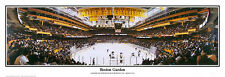BOSTON GARDEN Bruins Final Regular-Season Game 1995 Panoramic Poster Print