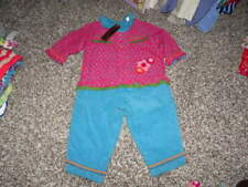 NWT NEW CATIMINI 12M 74 12 MONTHS SPIRIT COULEUR OUTFIT GIRLS