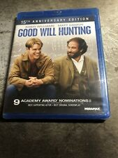 Good Will Hunting (Blu-ray Disc, 2012, 15th Anniversary Edition)