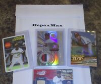 🔥 18 Card Baseball Mystery Pack - RepaxMax HOF - Autograph or Relic, HOFers, RC