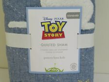 POTTERY BARN KIDS DISNEY PIXAR TOY STORY PILLOW SHAM STANDARD NEW