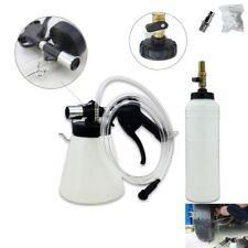 Bremsenentlüfter Bremsenentlüftungsgerät Nachfüllflasche KFZ Werkzeug Druckluft