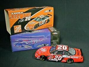 Action Tony Stewart  #20 Home Depot 1:24 LE Nascar Diecast Car 2002 New