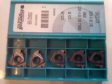INGERSOLL 22ER 4.00 ISO GRADE TT9030 Threading Inserts - 39pcs - NEW