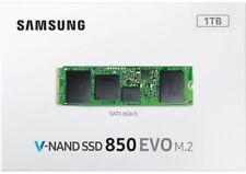 Samsung 1TB SSD 850 EVO M.2 / 3D V-NAND SATA 6GB/S 1TB