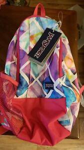JANSPORT  Backpack - One Size BIN#C5