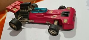 tonka vintage Formula 1 Racing Car tin pressed in great condition for its age.