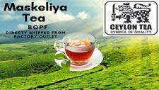 Premium Pure Strong Black CEYLON TEA BOPF Loose Leaf Tea 5KG/176oz SL SELLER